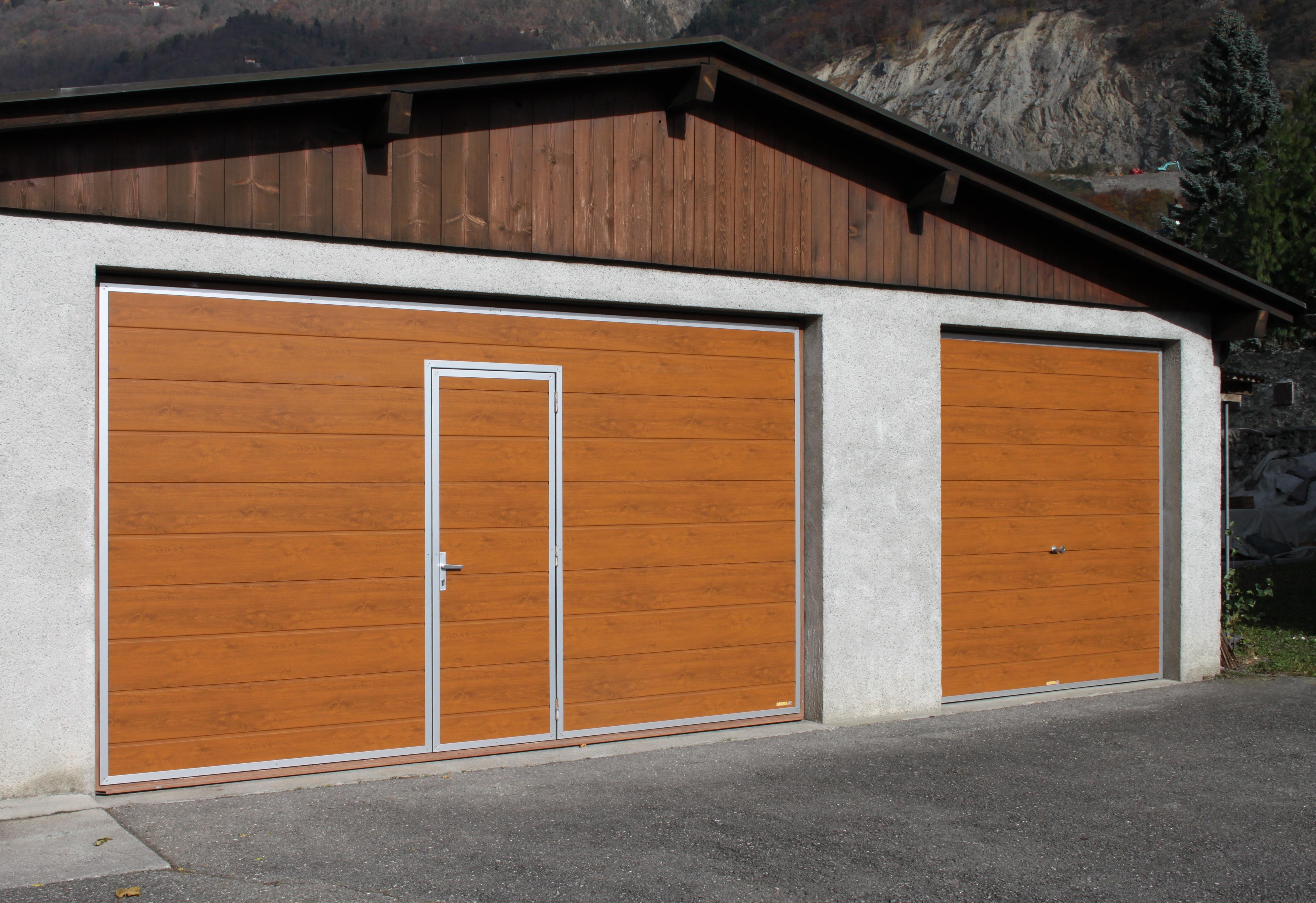 R nover une porte d entr e en bois - Repeindre une porte d entree en bois ...