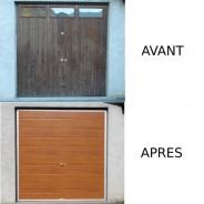 Rénover votre porte en bois n'a jamais été aussi simple!